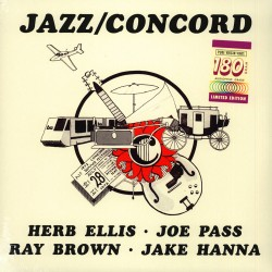 Herb Ellis / Joe Pass / Ray Brown / Jake Hanna - Jazz/Concord - 180g HQ Vinyl LP
