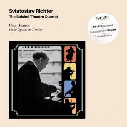 Sviatoslav Richter - Bolshoi Theatre Quartet - CD
