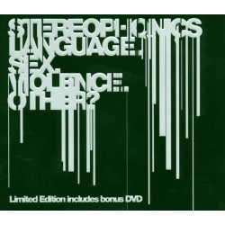 Stereophonics - Language Sex Violence Other? - CD + DVD