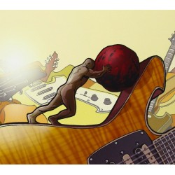Paul Gilbert - Stone Pushing Uphill Man - CD