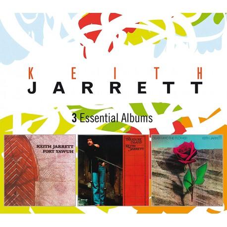 Keith Jarrett - 3 Essential Albums - 3 CD Vinyl Replica