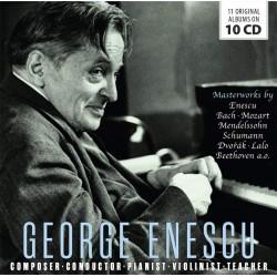 George Enescu - 11 Original Albums - Box 10 CD