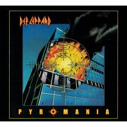 Def Leppard - Pyromania - Deluxe 2 CD Digipack