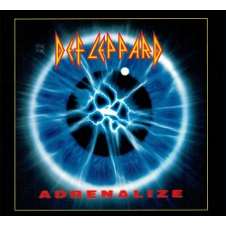 Def Leppard - Adrenalize - Deluxe 2 CD Digipack