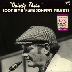 Zoot Sims - Quietly There - Limited 180g HQ Vinyl LP