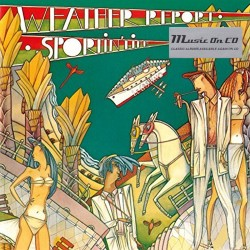 Weather Report - Sportin' Life - CD