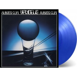 Vangelis - Albedo 0.39 - 180g HQ Coloured Vinyl LP