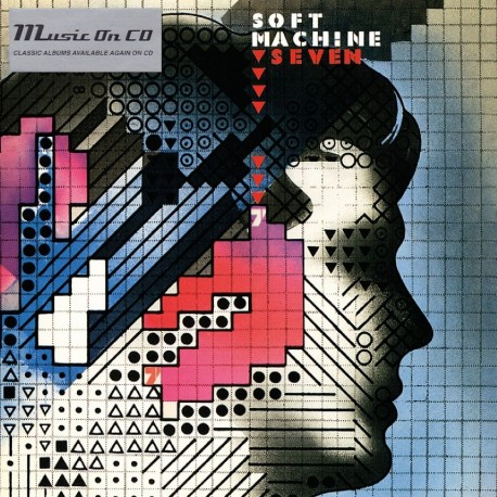 Soft Machine - Seven - CD