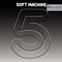 Soft Machine - Fifth - CD
