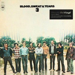 Blood, Sweat & Tears - Blood, Sweat & Tears 3 - 180g HQ Vinyl LP