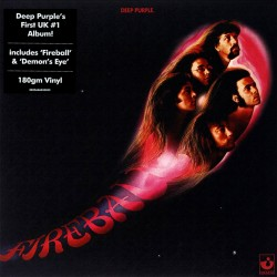 Deep Purple - Fireball - 180g HQ Gatefold Vinyl LP