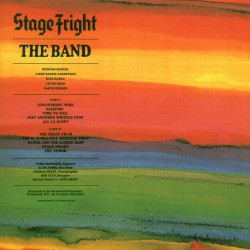 Band - Stage Fright - CD
