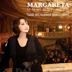 Margareta Pâslaru - Lasă-mi, toamnă pomii verzi - CD