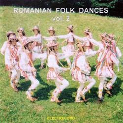 Various Artists - Dansuri populare româneşti vol.2 - CD