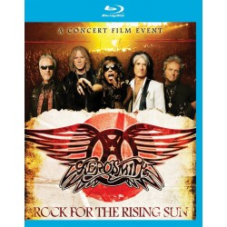 Aerosmith - Rock For The Rising Sun - Blu-ray