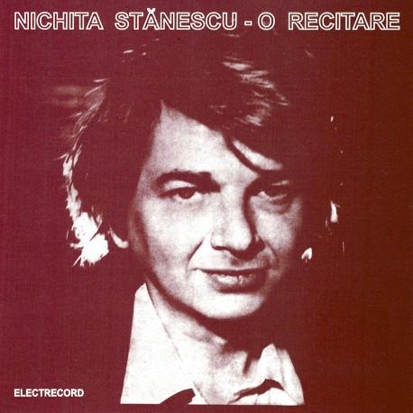Nichita Stanescu - O recitare - CD