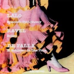 Lalo / Ravel - De Falla - Spanish Symphony / Bolero / El Sombrero de Tres Picos - CD