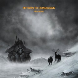 Mike Oldfield - Return To Ommadawn - CD