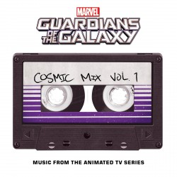 OST TV - Marvel's Guardians Of The Galaxy - Cosmic Mix Vol. 1 - CD