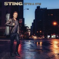 Sting - 57th & 9th - Vinyl LP