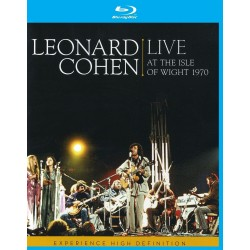 Leonard Cohen - Live At Isle Of Wight 1970 - Bluray