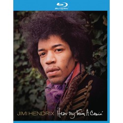 Jimi Hendrix Experience - Hear My Train A Comin' - Bluray