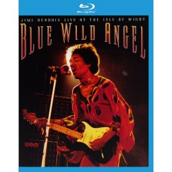 Jimi Hendrix - Blue Wild Angel - Bluray