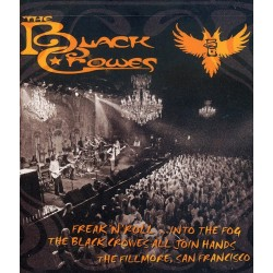 Black Crowes - Freak 'N' Roll Into the Fog - Blu-ray