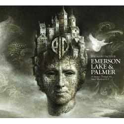Emerson, Lake & Palmer - Many Faces Of Emerson, Lake & Palmer - 3 CD