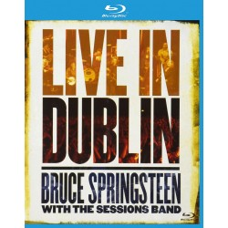 Bruce Springsteen - Live In Dublin - Bluray
