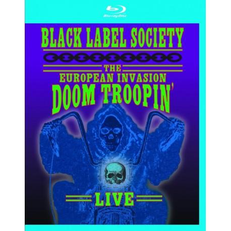 Black Label Society - European Invasion - Doom Troopin' Live - Blu-ray