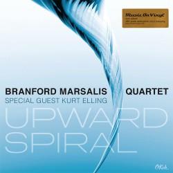 Branford Marsalis Quartet - Upward Spiral - 180g HQ Vinyl 2 LP