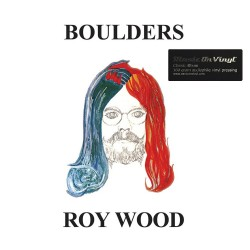 Roy Wood - Boulders - 180g HQ Gatefold Vinyl LP