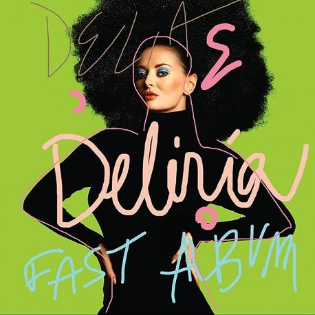 Delia - Deliria - CD Digipack
