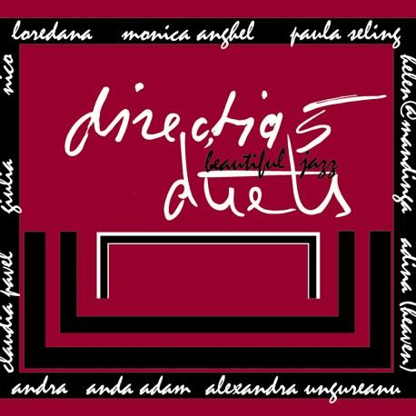 Directia 5 - Beautiful jazz duets - CD Digipack