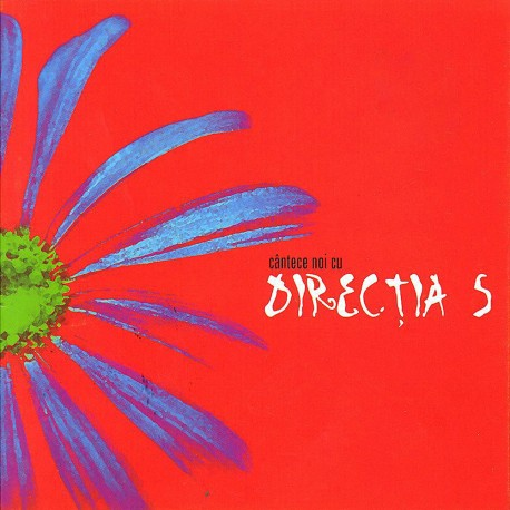 Directia 5 - Cantece noi cu Directia 5 - CD Digipack