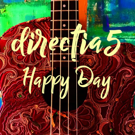 Directia 5 - Happy Day - CD Digipack