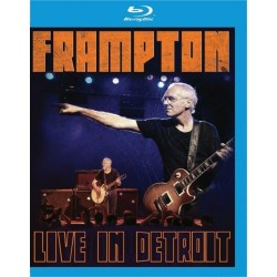 Peter Frampton - Live In Detroit - Blu-ray