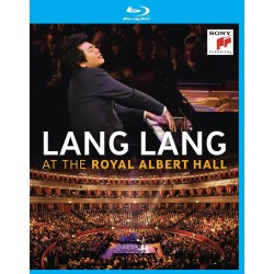 Lang Lang - At the Royal Albert Hall - Blu-ray