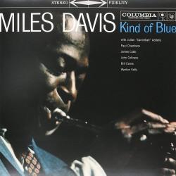 Miles Davis - Kind Of Blue - Vinyl LP