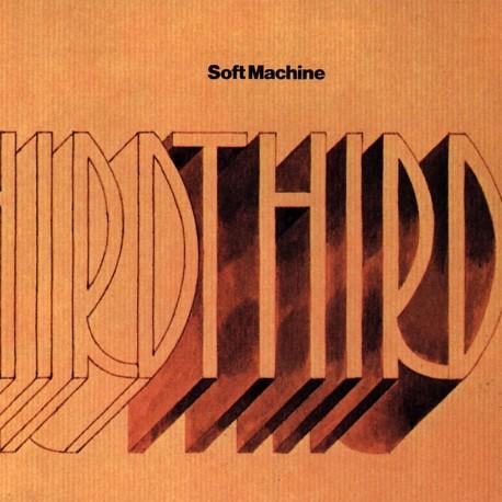 Soft Machine - Third - CD