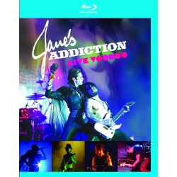 Jane's Addiction - Live Voodoo - Blu-ray