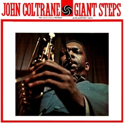 John Coltrane - Giant Steps - vinyl LP