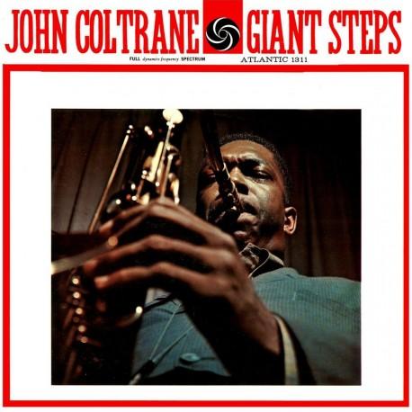 John Coltrane - Giant Steps - vinyl LP