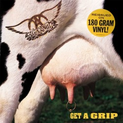 Aerosmith - Get A Grip - 180g HQ Vinyl 2 LP