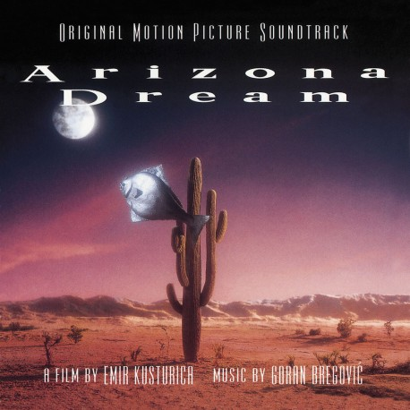 Goran Bregovic - Arizona Dreams - Vinyl LP