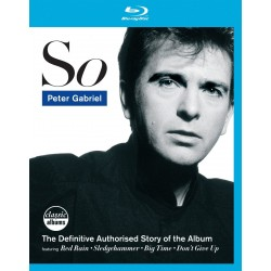 Peter Gabriel - So - Blu-ray