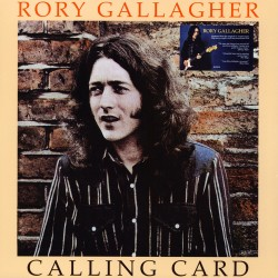 Rory Gallagher - Calling Card - 180g HQ Vinyl LP