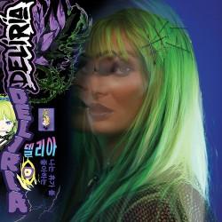 Delia - Deliria - Lenticular special edition - CD