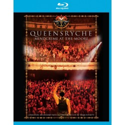 Queensryche - Mindcrime At The Moore - Blu-ray